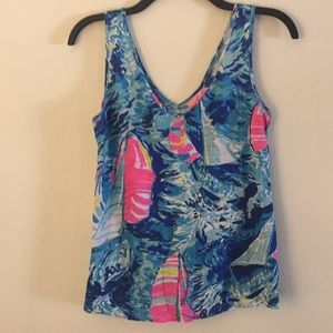 Lilly Pulitzer Tank Top - Size Small